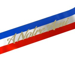 TN FUNERAL RIBBON BLUE...