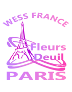 FUNERAL FLORIST PARIS 7 - SYMPATHY FLOWERS