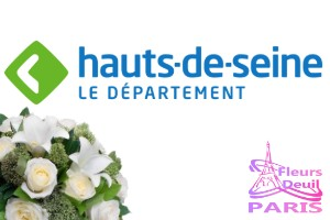 Delivery of sympathy flowers Hauts de seine