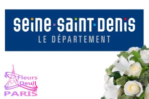Funeral flowers delivery in Seine Saint denis