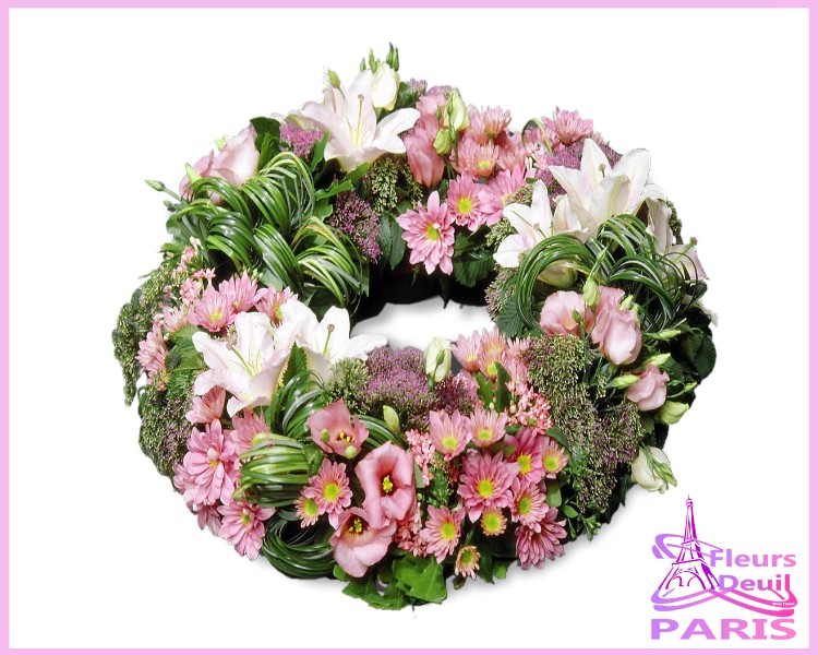 SYMPATHY WREATH PARIS